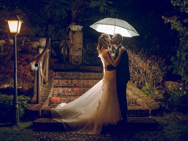 Le nozze di Nadia e Simone