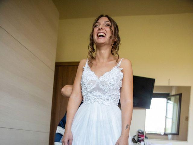 Il matrimonio di Luca e Martina a Castelvetro Piacentino, Piacenza 9