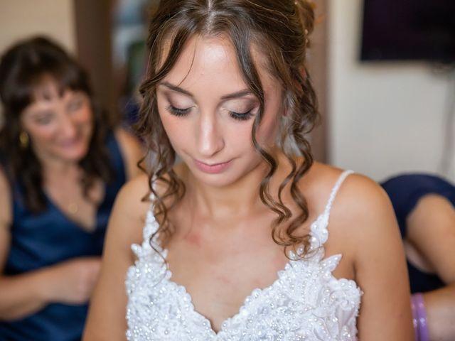 Il matrimonio di Luca e Martina a Castelvetro Piacentino, Piacenza 10