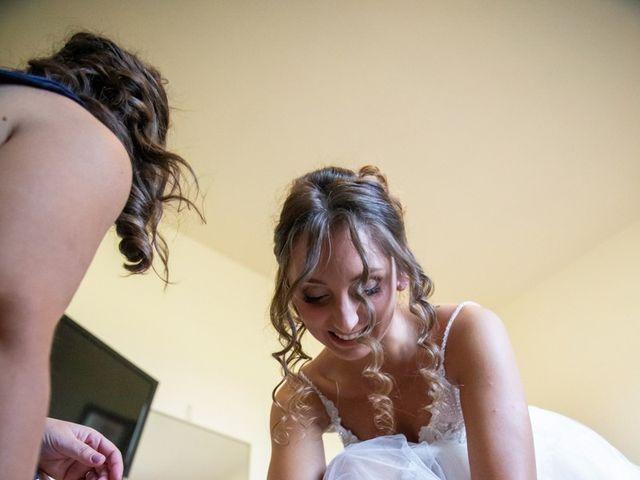 Il matrimonio di Luca e Martina a Castelvetro Piacentino, Piacenza 12