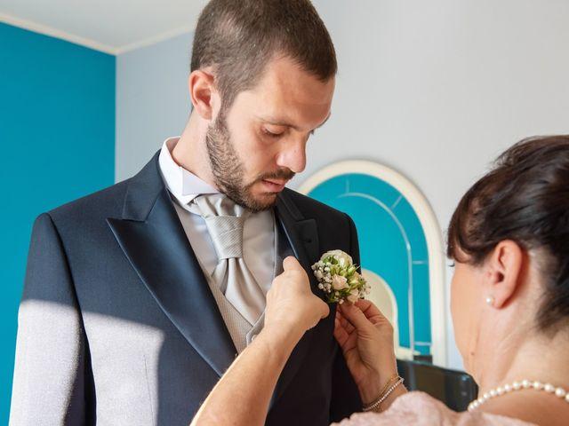 Il matrimonio di Luca e Martina a Castelvetro Piacentino, Piacenza 17