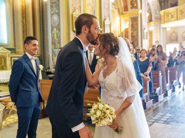 Il matrimonio di Luca e Martina a Castelvetro Piacentino, Piacenza 22