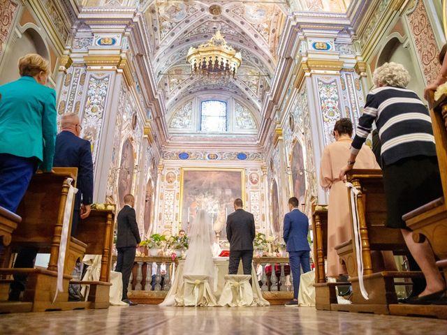 Il matrimonio di Luca e Martina a Castelvetro Piacentino, Piacenza 24