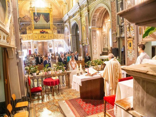 Il matrimonio di Luca e Martina a Castelvetro Piacentino, Piacenza 25