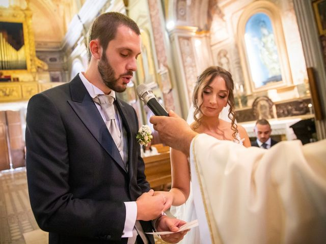 Il matrimonio di Luca e Martina a Castelvetro Piacentino, Piacenza 27