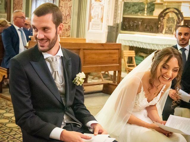 Il matrimonio di Luca e Martina a Castelvetro Piacentino, Piacenza 30