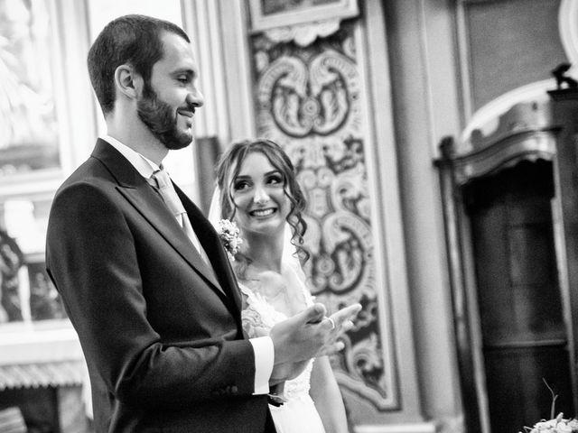 Il matrimonio di Luca e Martina a Castelvetro Piacentino, Piacenza 33