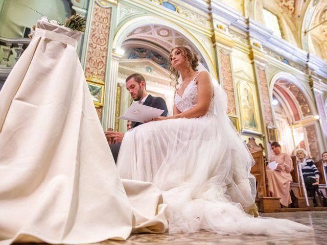Il matrimonio di Luca e Martina a Castelvetro Piacentino, Piacenza 34