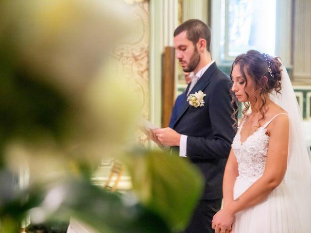 Il matrimonio di Luca e Martina a Castelvetro Piacentino, Piacenza 36