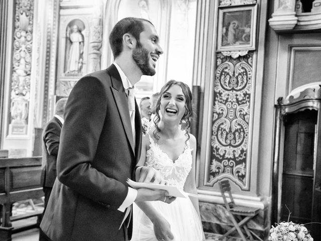 Il matrimonio di Luca e Martina a Castelvetro Piacentino, Piacenza 38