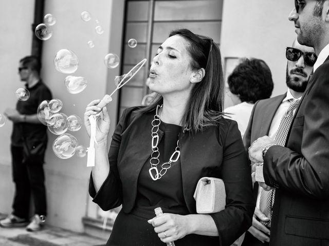 Il matrimonio di Luca e Martina a Castelvetro Piacentino, Piacenza 39