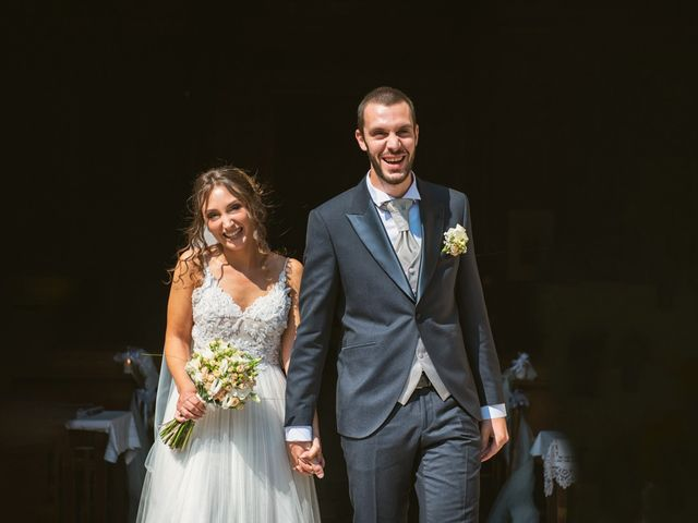 Il matrimonio di Luca e Martina a Castelvetro Piacentino, Piacenza 41