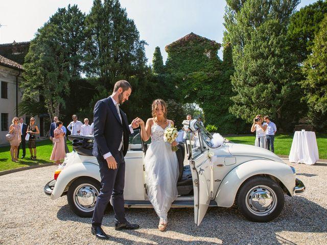 Il matrimonio di Luca e Martina a Castelvetro Piacentino, Piacenza 44