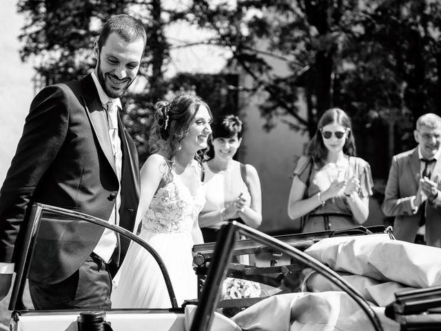 Il matrimonio di Luca e Martina a Castelvetro Piacentino, Piacenza 45