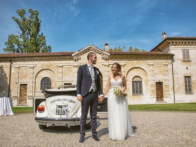 Il matrimonio di Luca e Martina a Castelvetro Piacentino, Piacenza 46