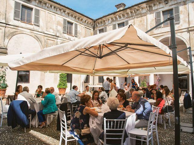 Il matrimonio di Luca e Martina a Castelvetro Piacentino, Piacenza 48