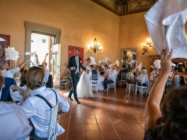 Il matrimonio di Luca e Martina a Castelvetro Piacentino, Piacenza 51