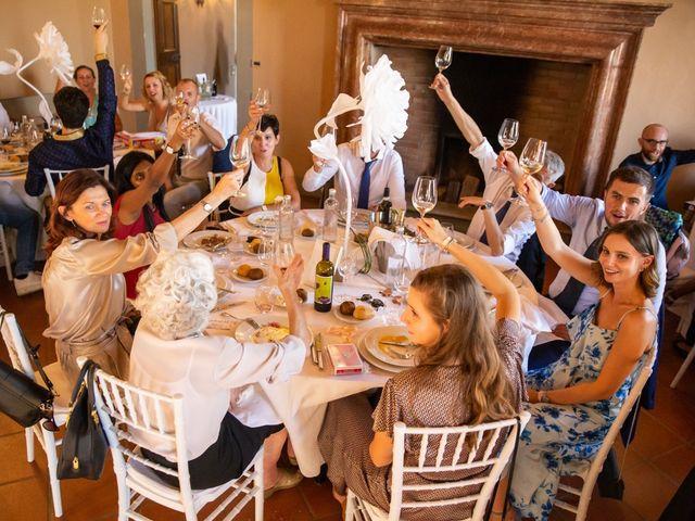Il matrimonio di Luca e Martina a Castelvetro Piacentino, Piacenza 55