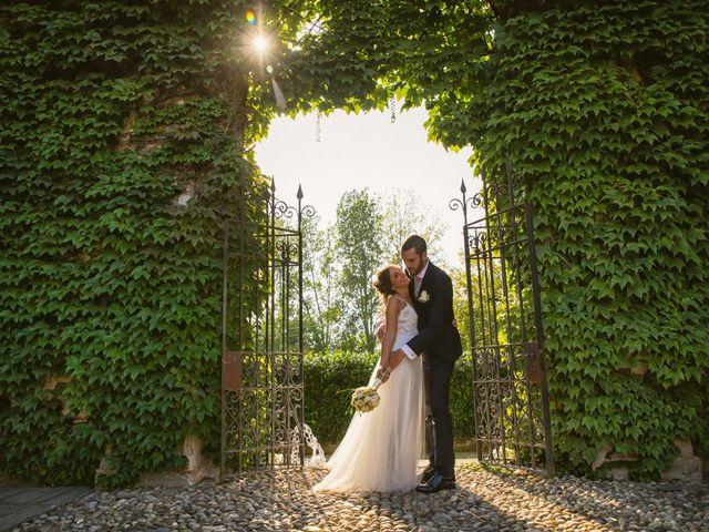 Il matrimonio di Luca e Martina a Castelvetro Piacentino, Piacenza 59