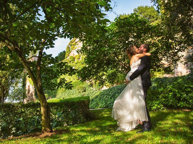 Il matrimonio di Luca e Martina a Castelvetro Piacentino, Piacenza 63