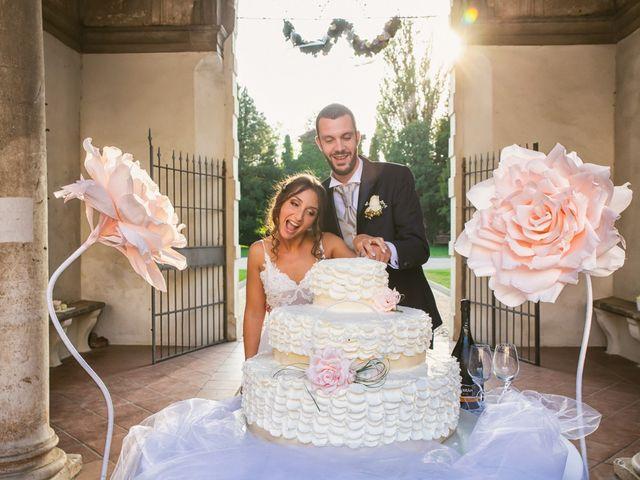 Il matrimonio di Luca e Martina a Castelvetro Piacentino, Piacenza 64
