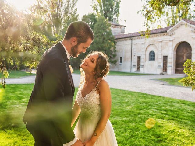 Il matrimonio di Luca e Martina a Castelvetro Piacentino, Piacenza 66