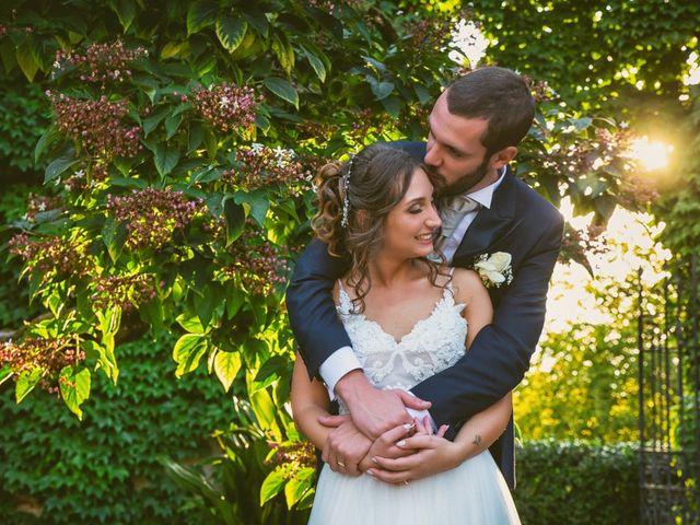 Il matrimonio di Luca e Martina a Castelvetro Piacentino, Piacenza 67