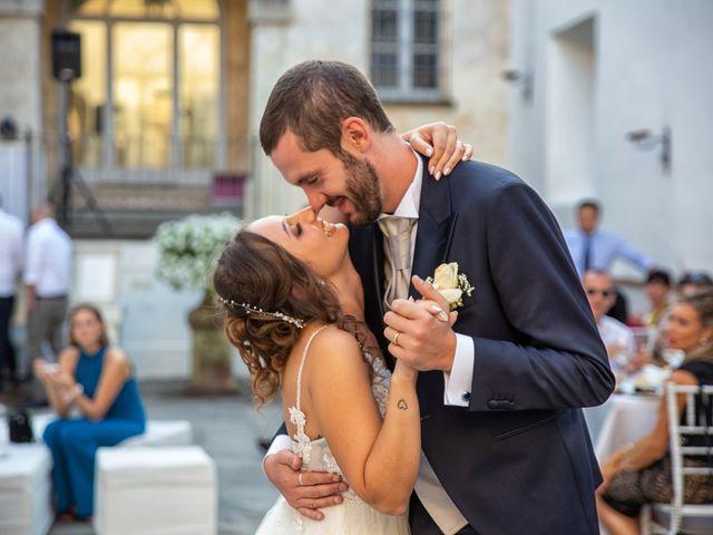 Il matrimonio di Luca e Martina a Castelvetro Piacentino, Piacenza 68