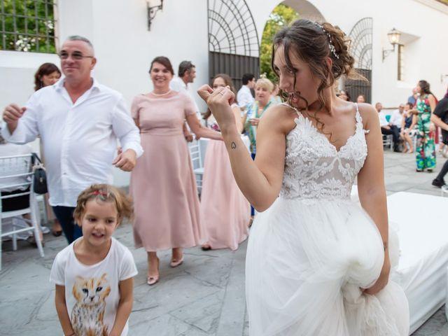 Il matrimonio di Luca e Martina a Castelvetro Piacentino, Piacenza 71