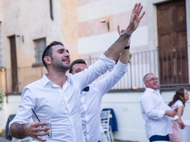 Il matrimonio di Luca e Martina a Castelvetro Piacentino, Piacenza 74
