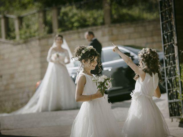 Il matrimonio di Marco e Ornella a Enna, Enna 27