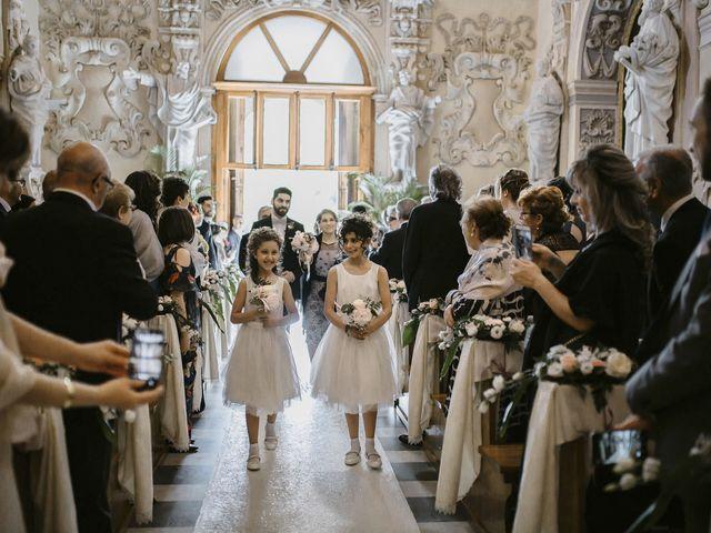 Il matrimonio di Marco e Ornella a Enna, Enna 30