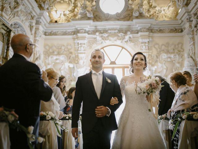Il matrimonio di Marco e Ornella a Enna, Enna 32