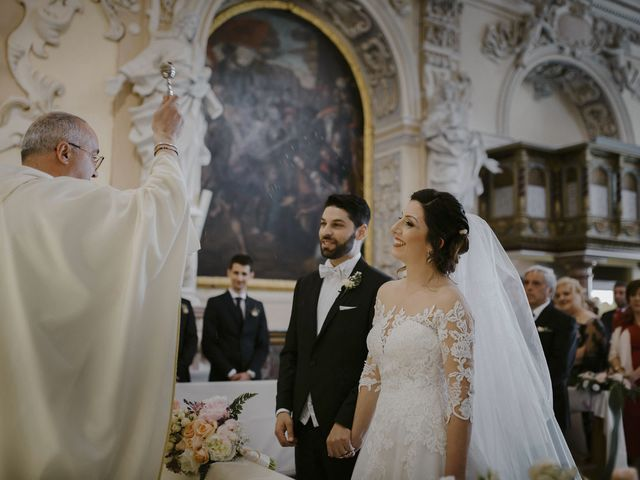 Il matrimonio di Marco e Ornella a Enna, Enna 33