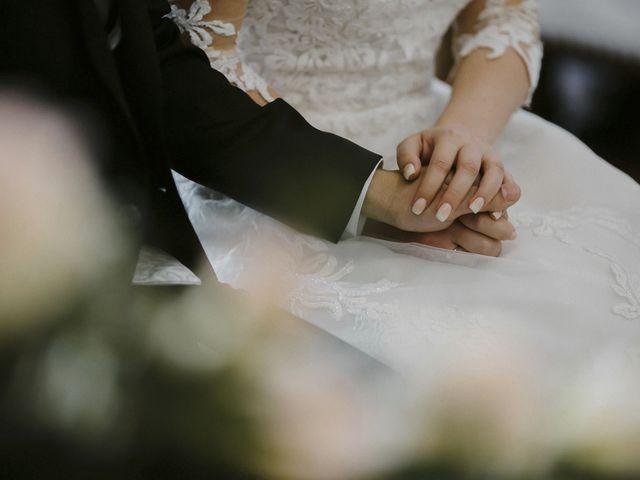 Il matrimonio di Marco e Ornella a Enna, Enna 35