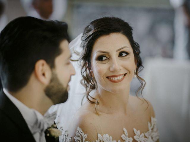Il matrimonio di Marco e Ornella a Enna, Enna 36