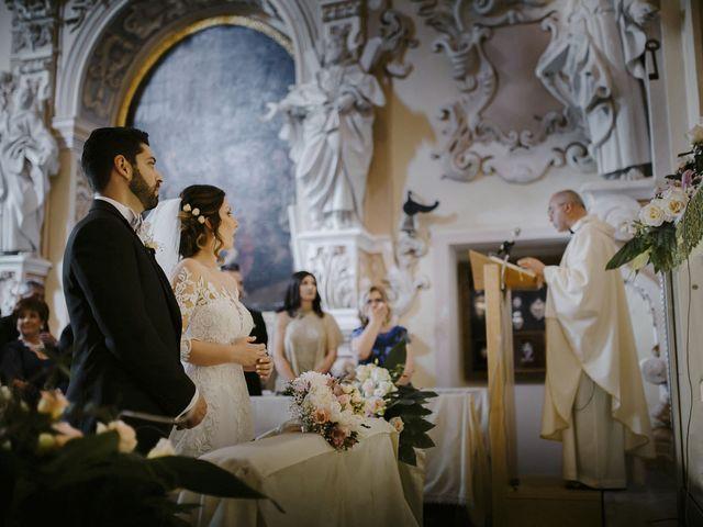 Il matrimonio di Marco e Ornella a Enna, Enna 37