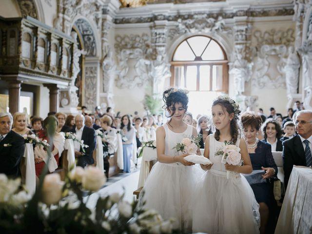 Il matrimonio di Marco e Ornella a Enna, Enna 39