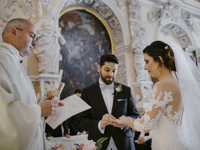 Il matrimonio di Marco e Ornella a Enna, Enna 40