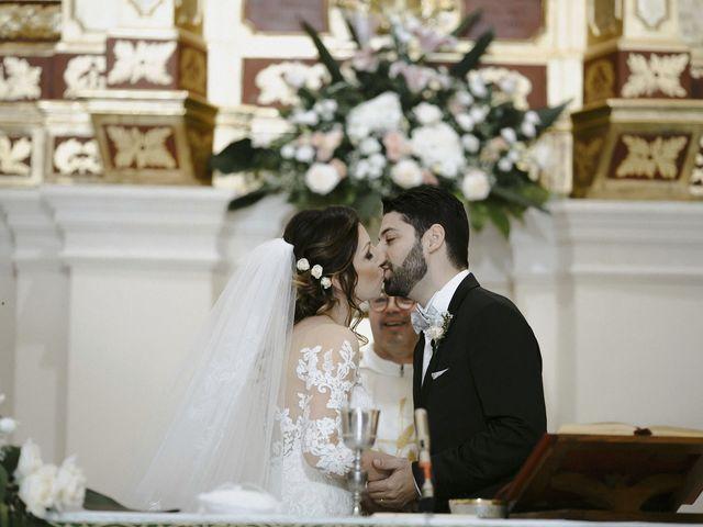 Il matrimonio di Marco e Ornella a Enna, Enna 43