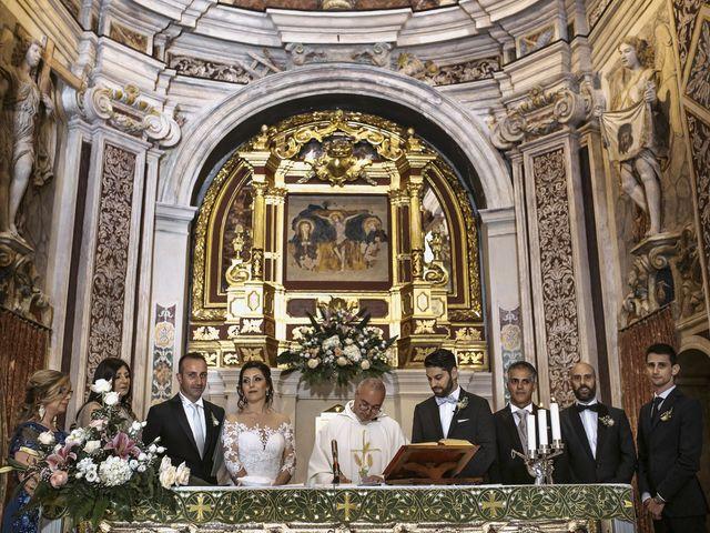 Il matrimonio di Marco e Ornella a Enna, Enna 45