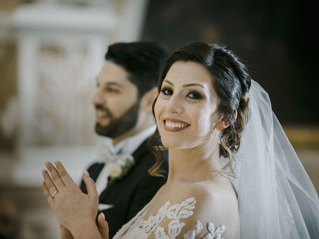 Il matrimonio di Marco e Ornella a Enna, Enna 46