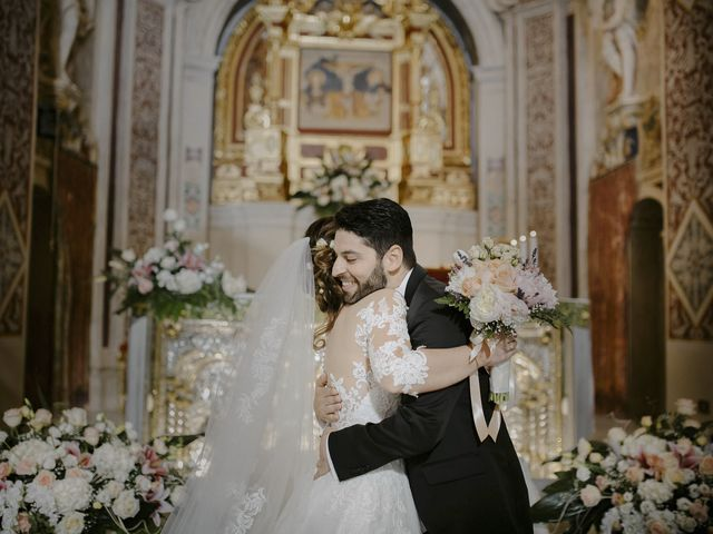 Il matrimonio di Marco e Ornella a Enna, Enna 47