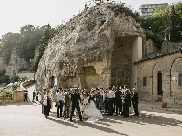Il matrimonio di Marco e Ornella a Enna, Enna 51