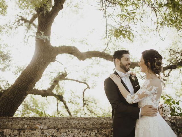 Il matrimonio di Marco e Ornella a Enna, Enna 54
