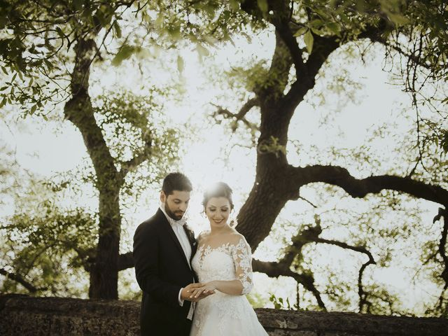 Il matrimonio di Marco e Ornella a Enna, Enna 55