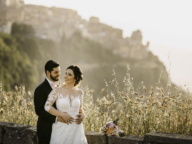 Il matrimonio di Marco e Ornella a Enna, Enna 56