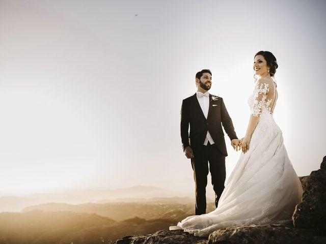 Il matrimonio di Marco e Ornella a Enna, Enna 57
