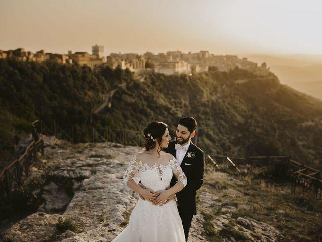 Il matrimonio di Marco e Ornella a Enna, Enna 58