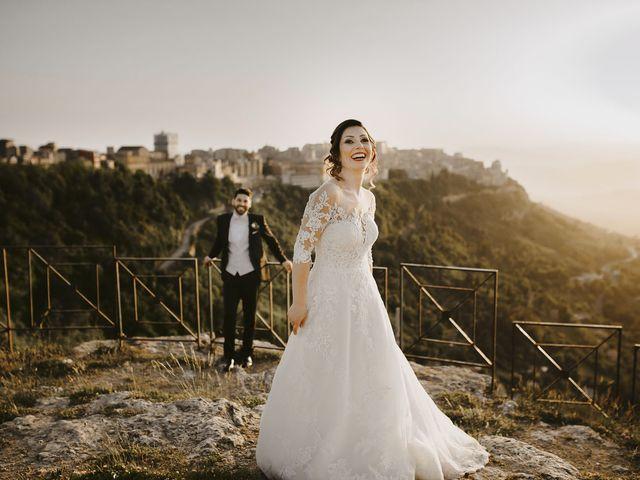 Il matrimonio di Marco e Ornella a Enna, Enna 59